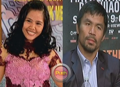 Manny Pacquiao appeals for Mary Jane Veloso's life