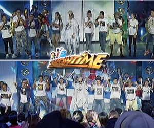 It's Showtime family naki-One For Pacman na pagsuporta kay Manny Pacquiao