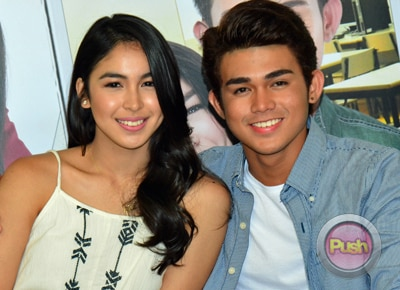 Iñigo Pascual reveals what he admires the most about Julia Barretto