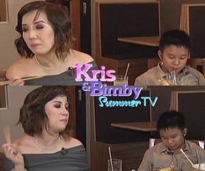 Kris and Bimby turn Japanese
