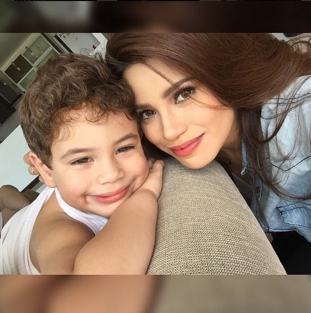 5 kontrabidas who are loving moms in real life