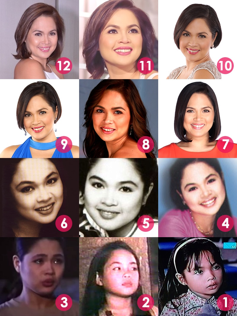 THROWBACK: Queen of Pinoy Soap Opera Judy Ann Santos through the years