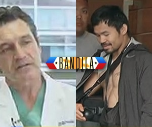 Surgeon ni Pacquiao, idinetalye ang injury at recovery plan ng People's Champ