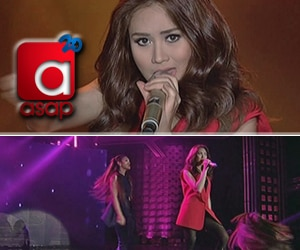 Sarah G in one mega special performance