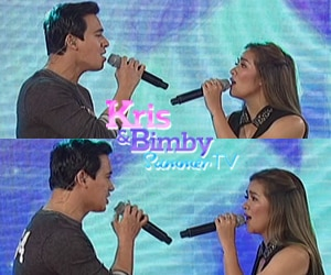 """Angeline & Erik sing """"If You Asked Me To"""""""