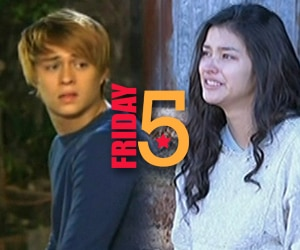 Top 5 heart wrenching moments of Xander and Agnes in Forevermore