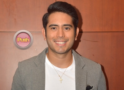 Gerald Anderson apologizes to Janice de Belen for being tagged as the third party