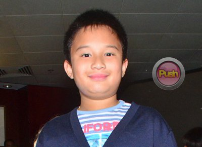 Bimby Aquino-Yap sustains injury while taping for Kris TV