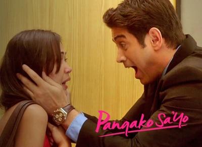 Jodi reenacts Amor's kilig elevator scene with Eduardo