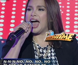 World class performance mula sa Broadway Diva Lea Salonga