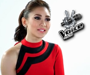 Coach Sarah Geronimo on Lyca Gairanod and Darren Espanto