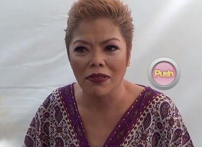 Joy Viado's son gives an update on her health condition