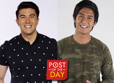 How Luis and Robi transformed into Vanness and Vic