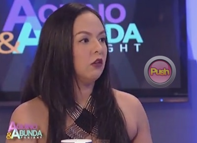 Maegan Aguilar makes peace with father Freddie Aguilar