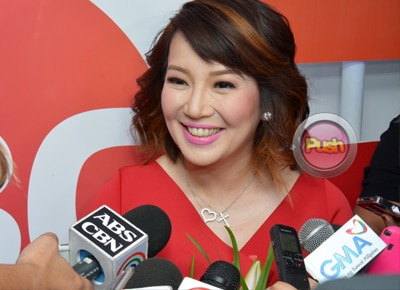 Kris Aquino addresses rumors about who she's dating