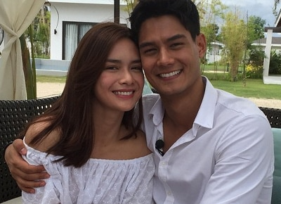 Daniel Matsunaga on working with girlfriend Erich Gonzales: 'Masaya na masaya'