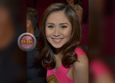 Sarah Geronimo talks about how she deals with heartbreak