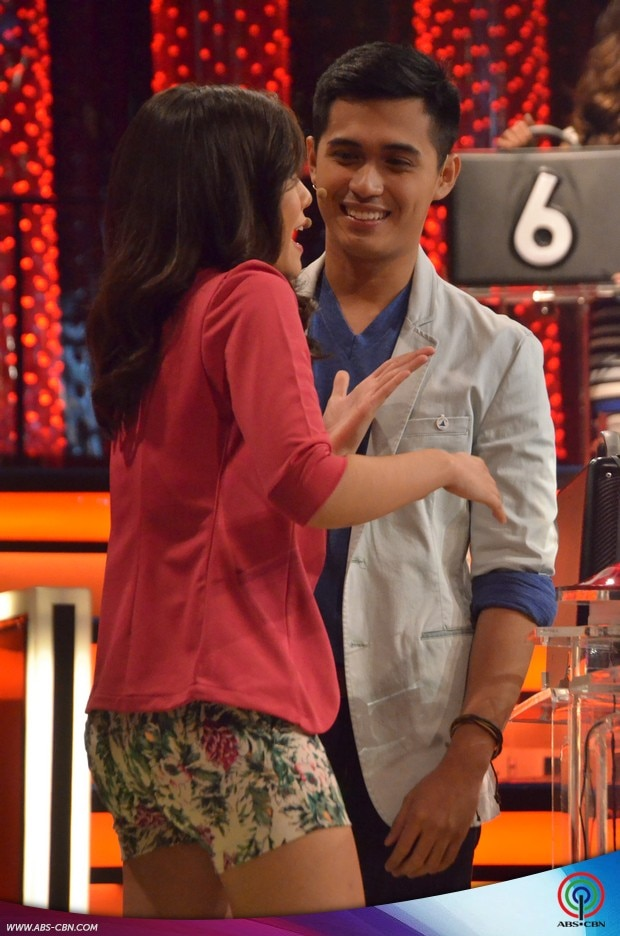 PHOTOS: The cutie tandem of MarNella on Kapamilya Deal or No Deal