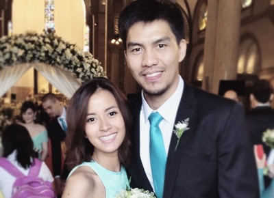It's a girl for JC Intal and Bianca Gonzalez