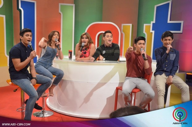 PHOTOS: Fun day with Gimme 5 on ASAP ChillOut