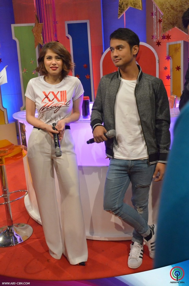 CAUGHT ON CAM: Jessy and JM's lambingan on ASAP Chill Out
