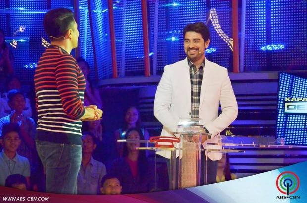 PHOTOS: Kapamilya Deal or No Deal with the handsome Ian Veneracion aka Pangako Sa'Yo's Eduardo