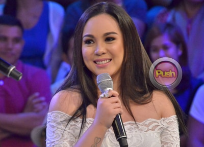 Claudine Barretto reveals Eric Fructoso became her boyfriend