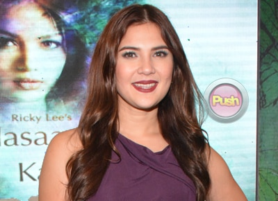 Vina Morales says 'no' to showbiz for daughter Ceana for now
