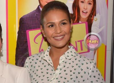 Iza Calzado admits she really wanted a foreigner for a boyfriend