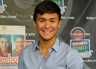 EXCLUSIVE: Matteo Guidicelli talks about Sarah Geronimo waiting for him at the finish line