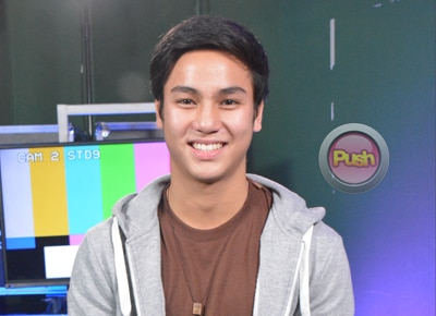 Kenzo is the last evictee from PBB737