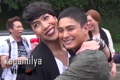 SNEAK PEEK: Beauty and the Bestie first shooting day
