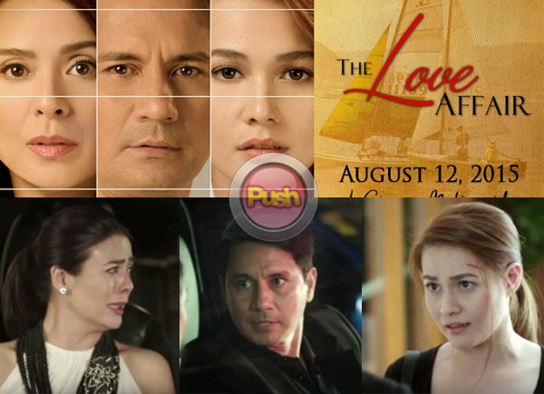 10 confrontation scenes to watch out for on 'The Love Affair'