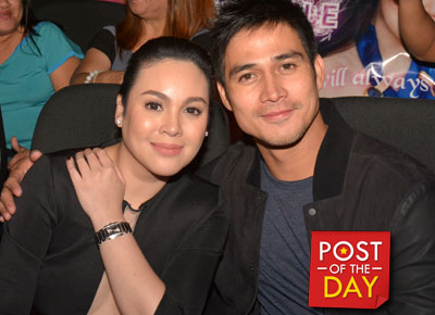 "Papa P thanks Claudine for making ""Milan"" an 'iconic' film"