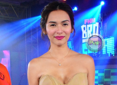 EXCLUSIVE: Jennylyn Mercado overwhelmed to be working with Sam Milby and JM De Guzman