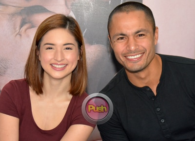 Coleen Garcia and Derek Ramsay address issue with 'Ex With Benefits' trailer