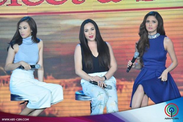 9 Claudine Barretto sumabak  sa ASAP Karaokey Challenge with Alex and Kim.jpg