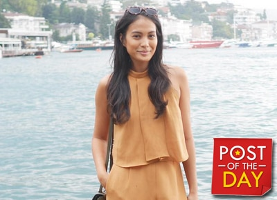 Isabelle Daza donating a house to thank her 1 million followers