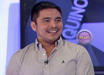 Marvin Agustin dreams of an entrepreneurial Philippines