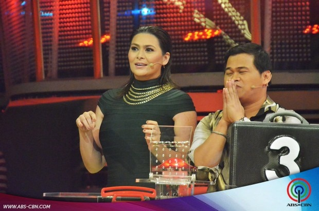 PHOTOS: Best Friends Aiko and Ogie on Kapamilya Deal or No Deal