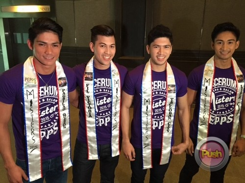 Neil Perez open to training candidates for the Misters of the Philippines pageant