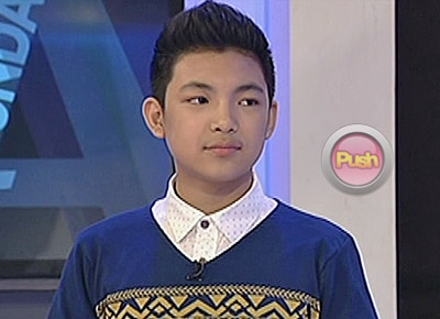 Darren Espanto admits he cried when he lost in The Voice Kids' first season