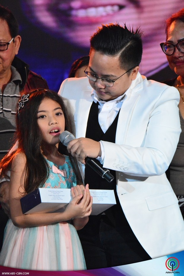 19 ASAP 20 Aiza Seguerra Birthday Celebration Aiza with daughter.jpg