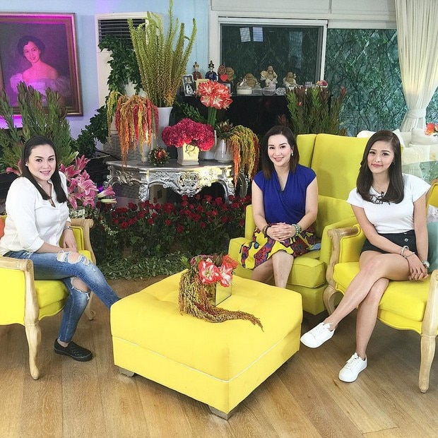 PHOTOS: Chickahan moments of the Queen of All Media Kris Aquino with Optimum Star Claudine Barretto