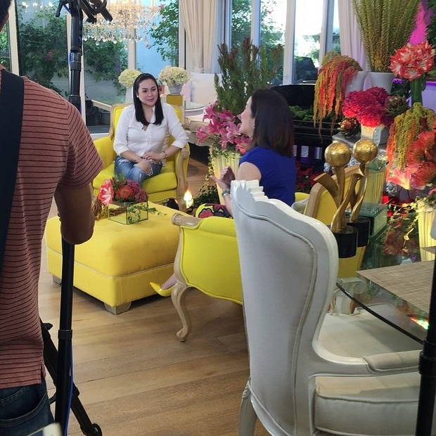 2 Kris TV interview Kris Aquino Claudine Barretto Kim Chiu.jpg