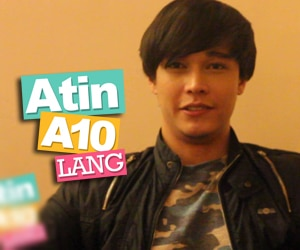 Soldier's Boy Charlhone Petro shares 10 things about him on Atin-A10 Lang