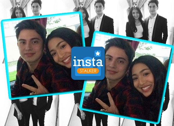 Instastalker: JaDine looking perfect together in the UK