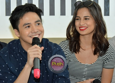 Jasmine Curtis-Smith chooses ex-boyfriend Sam Concepcion to be her stage play alternate
