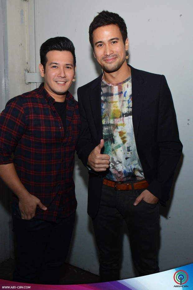 PHOTOS: Best friends John and Sam join the fun on Kapamilya Deal or No Deal
