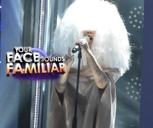 Your Face Sounds Familiar: Kakai Bautista as Sia -